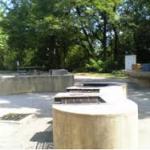 鹿子公園バーベキュー