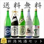 新潟銘酒5本セット