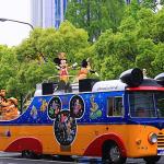 一宮七夕まつりディズニーパレード
