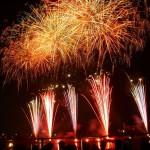 豊橋祇園まつり打ち上げ花火
