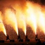 炎の祭典愛知県豊橋